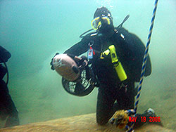 Haigh Scuba Diving Quarry